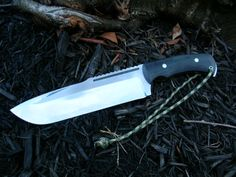 Show me your custom camp knife/chopper. - Page 8