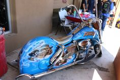 Southside | Custom Built Chopper Motorcycles | Totally Rad Choppers