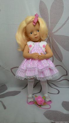 Как я подружилась с Минуш / Sylvia Natterer, Сильвия Наттерер. Коллекционно-игровые куклы / Бэйбики. Куклы фото. Одежда для кукол