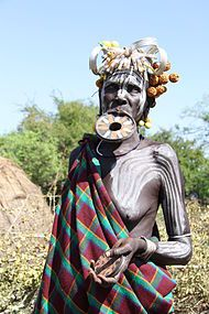 Mursi people - Wikipedia, the free encyclopedia
