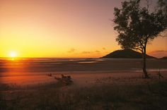 Sunrise over Thursday Island, Torres Strait. The unique tropical region is the home of indigenous Torres Strait Islanders. #TorresStrait #Thursdayisland