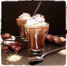 Chocolat chaud au thermomix