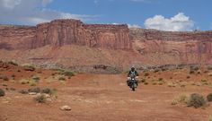 Riding Canyons