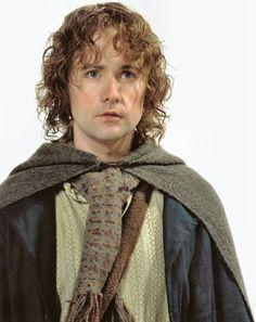 Pippin Took - [Nice scarf!] [his vest here looks similar to Josh's hobbit vest!]