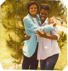 Rare pic of Michael Jackson