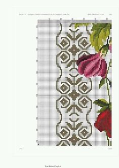 Cross Stitch Rose, Prayer Rug, Diy And Crafts, Kids Rugs, Home Decor, Facebook, Paths, Table Toppers, Needlepoint