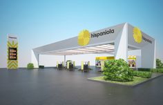 Petrol Service Station Branding on Behance 10x10 Canopy Tent, Canopies For Sale, Workshop Design, Filling Station, Canopy Lights, Entrance Gates, Gate Design, Oil And Gas, Gas Station