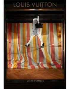 vitrine Louis Vuitton