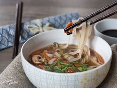 Asian Recipes, Healthy Recipes, Ethnic Recipes, Healthy Everyday Meals, Adeline, Fodmap, Chinese Food, Ramen, Food And Drink