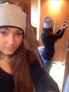 Fashion cap, hat Čepice  Oboustranná ;)