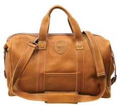 Brown Bag Company 22622 20Inch Leather Duffel Bag ** See this great product. (This is an affiliate link)