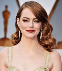 These were the best beauty looks from our favorite leading ladies at the 89th annual Academy Awards.