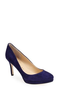 Ivanka Trump 'Sophia' Pump at Nordstrom.com. An elegant pump is shaped with a round toe and slender heel. $110