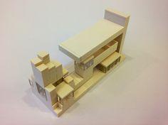 Sam Harris Lego Model 5 ©