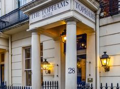 London The Tophams Hotel United Kingdom, Europe The Tophams Hotel is perfectly located for both business and leisure guests in London. Both business travelers and tourists can enjoy the hotel's facilities and services. Take advantage of the hotel's free Wi-Fi in all rooms, 24-hour front desk, 24-hour room service, luggage storage, Wi-Fi in public areas. Guestrooms are fitted with all the amenities you need for a good night's sleep. In some of the rooms, guests can find televis...