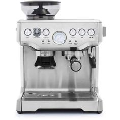 Breville Barista Express Espresso Machine - Suitable for home kitchen, home office.This beautiful espresso machine can be bought at  https://everydayespresso.com