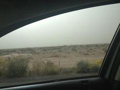 Dust storm #arizona