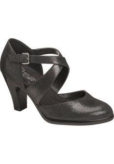 Wide Width Women's Aerosoles Postage Strappy Heel | Evening from fullbeauty