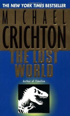 The Lost World by Michael Crichton, http://www.amazon.com/dp/034540288X/ref=cm_sw_r_pi_dp_ckNWpb0BMWWKA