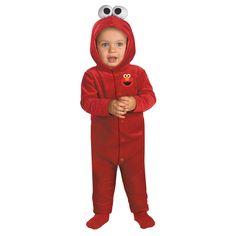 bdd22abda72 Baby Boys  Elmo Tickle Me Costume 12-18 M - Disguise Size  12