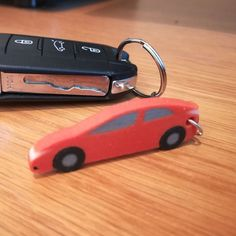 printed Honda Civic Type R Keychain. You can write personalaised text to the keychain and order it at Manubim. We can design any other type of car shaped keychain. Honda Civic Type R, 3d Prints, Can Design, Keychains, Shapes, Printed, Car, Creative, Automobile