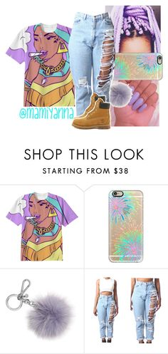 """""""Controlla ~ Drake 6ix """" by mamiyanna ❤ liked on Polyvore featuring Casetify, Michael Kors and Timberland"""