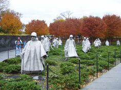 Korean War Memorial, Washington, DC