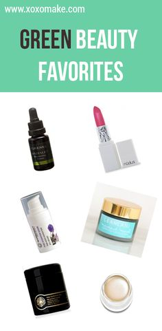 Makeup and skincare made with natural ingredients that you just can't miss! xoxomake.com