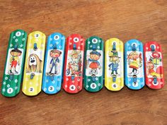 Vintage The Magic Roundabout Xylophone, The Magic Roundabout collectible