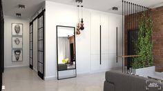 Hol / Przedpokój styl Industrialny - zdjęcie od ADV Design - Hol / Przedpokój - Styl Industrialny - ADV Design