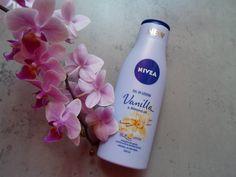 Review Nivea oil în lotion vanilla and almond oil Lotion, Almond, Shampoo, Vanilla, Soap, Bottle, Blog, Flask, Lotions