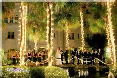 The Lightner Museum- St. Augustine, Florida amazing wedding ceremony regardless if you are having a small intimate elopement or a fancy formal wedding.