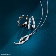 Collection Bohemian Chic www.apm.mc  #apm #apmmonaco #monaco #southernfrance #chic #lifestyle #design #modern #style #silver #gold #jewelry #zirconia #diamond #finestone #accessories #necklace #ring #bracelet #bohemian #chic