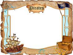 anniversaire thème les pirates