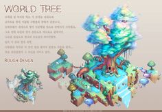 GGSCHOOL, Artist 김진영, Student Portfolio for game, 2D Scene Concept Art, www.ggschool.co.kr