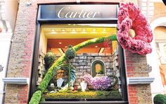 Now in its seventh year, Chelsea in Bloom is rapidly becoming a flower show institution. From May 21-26, a selection of retailers in the area, including Cath Kidston, LK Bennett and Tiffany & Co, will be decorating their fronts with magnificent floral art displays, hoping to win prizes and woo plant-loving punters.