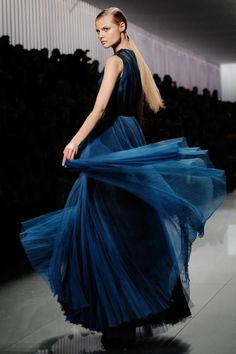 Magdalena Frakowiak @ Christian Dior FW12