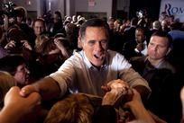 36 #prezpix #prezpixmr Mitt Romney on the Atlanta Journal Constitution 3/21/12