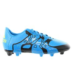 sports shoes 106d8 cd0ab Adidas X 15.3 FG AG Shoes - Boys. Charlie Yaley · Soccer Cleats