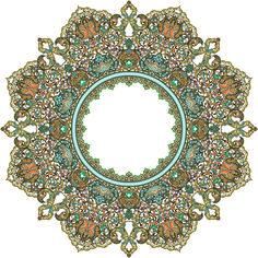 43-Floral Pattern (Khatai)
