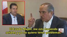 Carlos Marin Humilla y Ridiculiza a Peña Nieto / Estado Mayor lo amenaza...