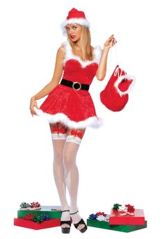 sexy mère noel - sexy santa girl
