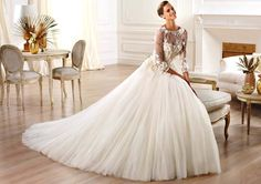 vestida de noiva