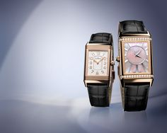 Grande Reverso Ultra Thin Duetto Duo by Jaeger-LeCoultre - Reinvent Yourself
