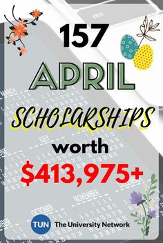 The Rise Of Collegiate Gaming And Esports Scholarships Here are 157 April Scholarships listed on TUN! – College Scholarships Tips Grants For College, Financial Aid For College, College Planning, Scholarships For College, College Students, College Fund, Career Planning, Education Degree, Education College