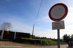 Campomaiornews: Estradas e Caminhos Municipais com Acesso Condicio...