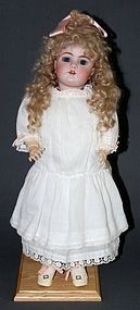 Lovely Heinrich Handwerck Antique Doll - 21 Inches Tall - Out Of The Attic #dollshopsunited