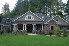 Traditional Style House Plan - 4 Beds 3 Baths 3500 Sq/Ft Plan #132-206 Photo - Houseplans.com