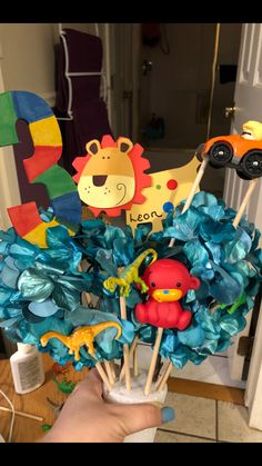 My son, Leon, passed away in May of he would have been 3 in Feb of I made this toy bouquet as his birthday present to put in his vase on his grave. Birthday Presents, Flower Arrangements, Bouquet, Vase, Toys, Flowers, Activity Toys, Birthday Gifts, Floral Arrangements