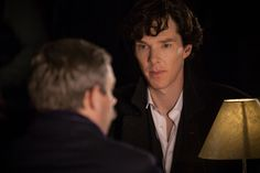 """""""You really need to shave off that moustache, John."""""""